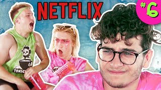THE END OF NETFLIX AND CHILL | Smosh Summer Games: Apocalypse Ep. 6