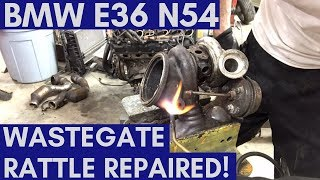 2 0t TSI Turbo Rattle and WasteGate Issue