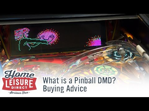 What are Pinball DMDs?