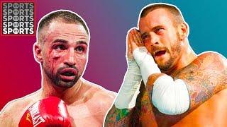 Paulie Malignaggi To Fight CM Punk In The UFC?!
