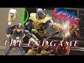 IRONMAN Stop Motion Action Video Part 9 ENDGAME