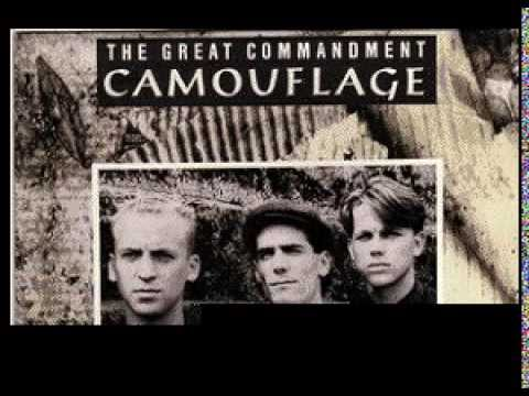 The Great Commandment (Karaoke Version) Originally Performed By Camouflage
