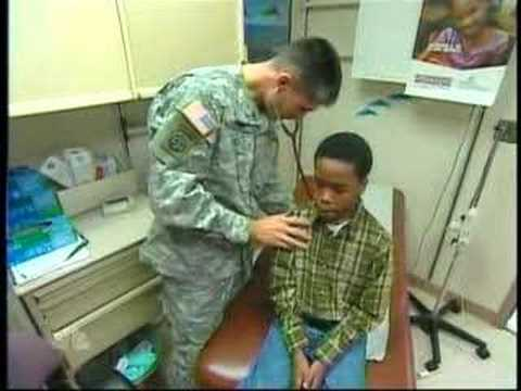 STRESS ON MILITARY KIDS WITH A PARENT DEPLOYED