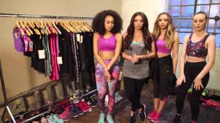 Little Mix USA PRO Advert (Behind the Scenes)