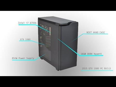 GTX 1080 PC BUILD