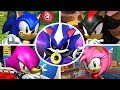 Download Sonic Heroes - All Bosses + Cutscenes (No Damage) MP3,3GP,MP4