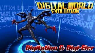 Digital World Evolution Trick /Secret Hold + Repeat same
