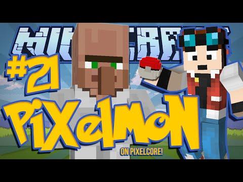 BLOCKET TRAYAURUS?!   Minecraft: Pixelmon Mod w/ DanTDM! [#21]