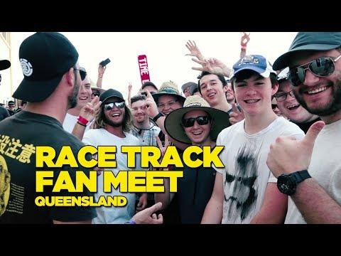 Meeting Fans | QUEENSLAND