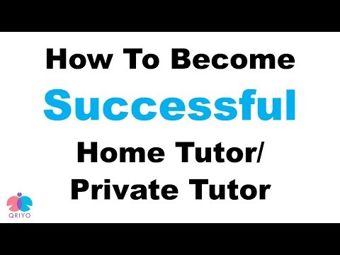 Tips for Home Tutors   Become a successful Home tutor   Boost Tutoring Career