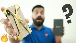 $2,250 iPhone Xs Case - Unboxing & Giveaway 🔥🔥🔥