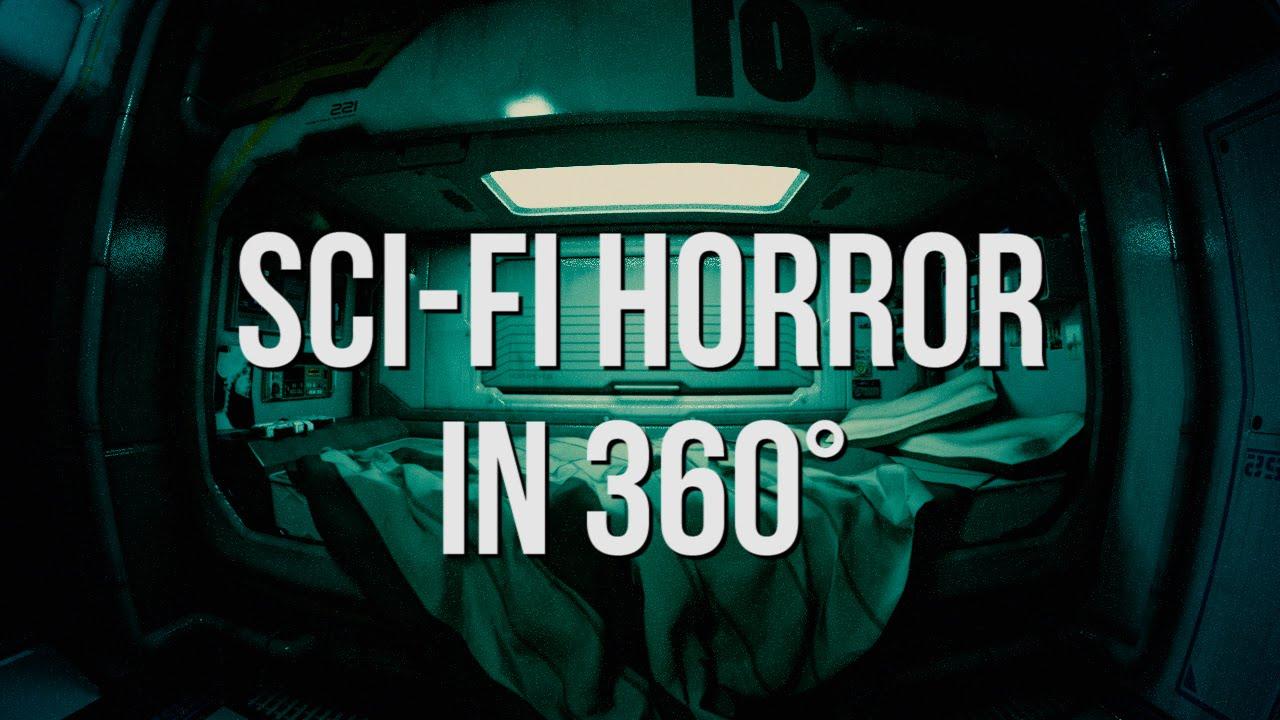 Sci-Fi Horror In 360°