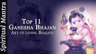Ganesha Bhajan - Art of living Bhajans ( Full Song ) - Sri Ganaraya Jai Ganaraya