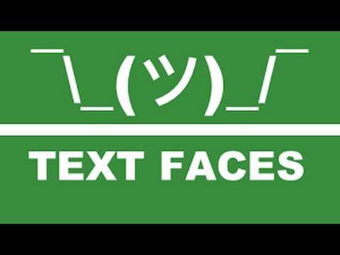How to get Lenny Face & Other Hidden Faces On Your IOS Device! ( ͡° ͜ʖ ͡°)