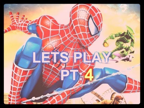 lets play spiderman friend or foe part 4