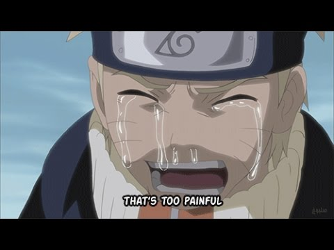 Naruto's Deeper Than Any Blade Speech To Zabuza (English Dub)