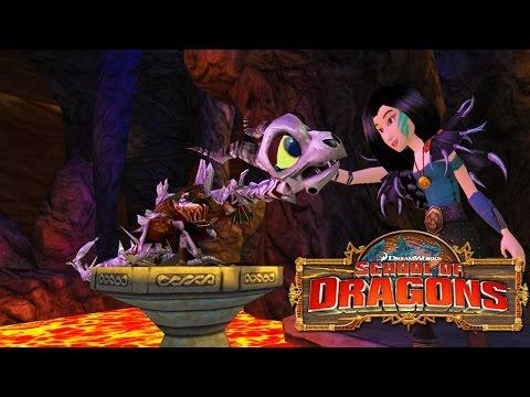 How to Train Your Dragon : School of Dragons #20 'BONEKNAPPER?