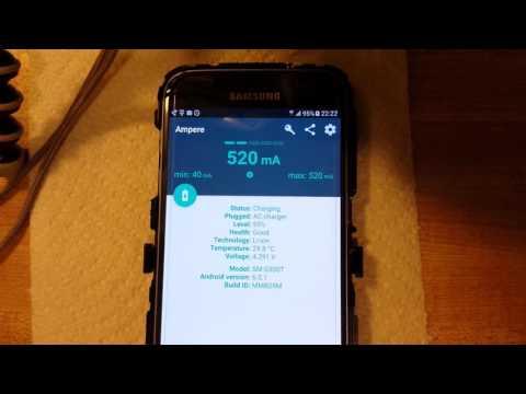 Samsung fast charger Original vs Fake