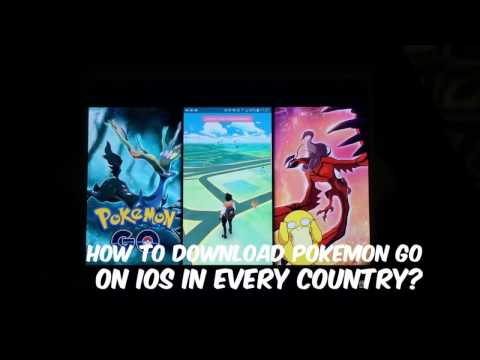 How to download Pokemon Go on iOS in EVERY country (Very fast, easy and free method!)