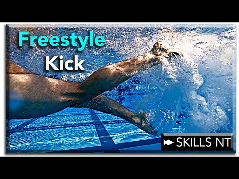 3 tips on freestyle kick to help you swim faster