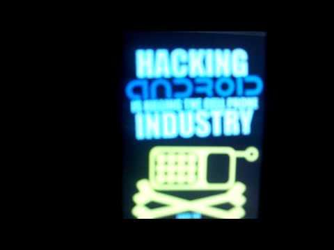 T-Mobile G1- hack boot wallpaper.
