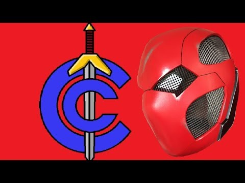How To Make A Red Hood Helmet - Cosplay Airsoft: Red Hood Pt. 3
