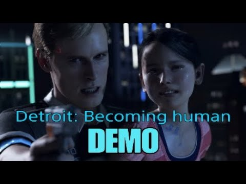 Detroit: Becoming Human DEMO