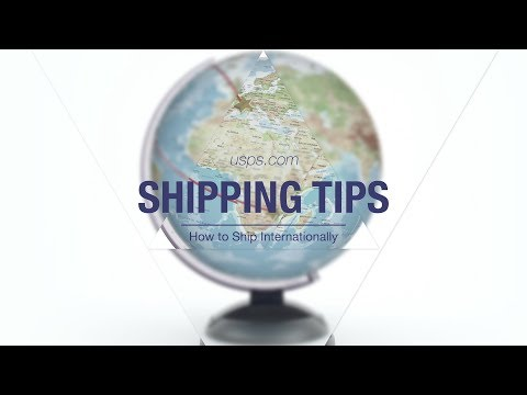 How to Ship Internationally