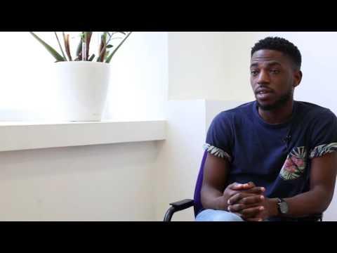 Career Advice - Managing Director Danny Bebayemi - Matte Black