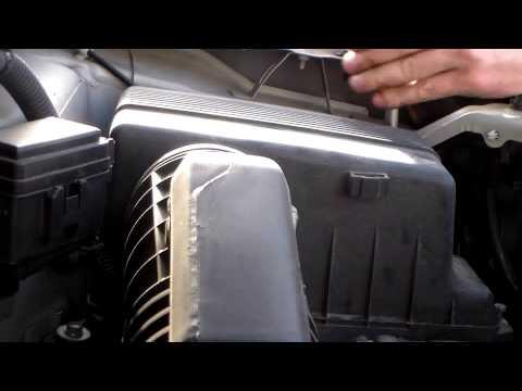 Honda Pilot Air Filter Change