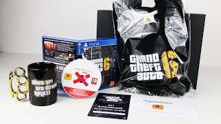 I got GTA 6 after solving the Mount Chiliad Mystery in GTA 5! (Unboxing)