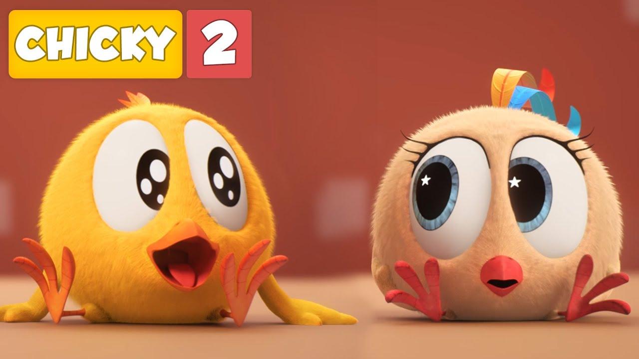 ¿Dónde está Chicky? TEMPORADA 2 | ENAMORARSE | Dibujos Animados Para Niños