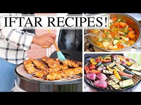 MOMMA'S CHICKEN SOUP + MY SHISH KEBOB IFTAR RECIPE! | The Ramadan Daily | Aysha Abdul