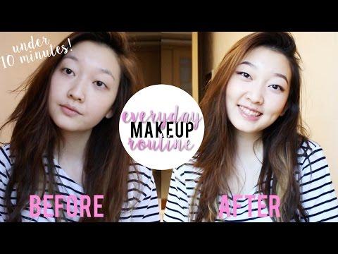 My Everyday Makeup Routine (+ Dresslink Haul)!