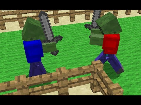 Minecraft MOBA Proof of Concept