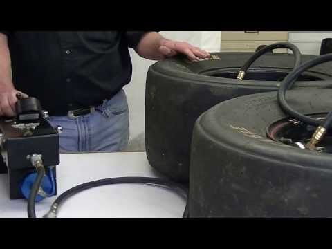 Nitrogen Tire Inflation System by Racing Air Products