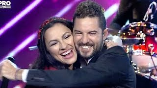 Download Andra feat. David Bisbal - Without You (Live @ Romanii Au Talent)