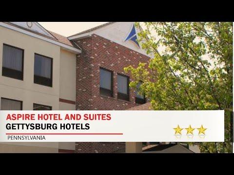 Aspire Hotel and Suites - Gettysburg Hotels, Pennsylvania