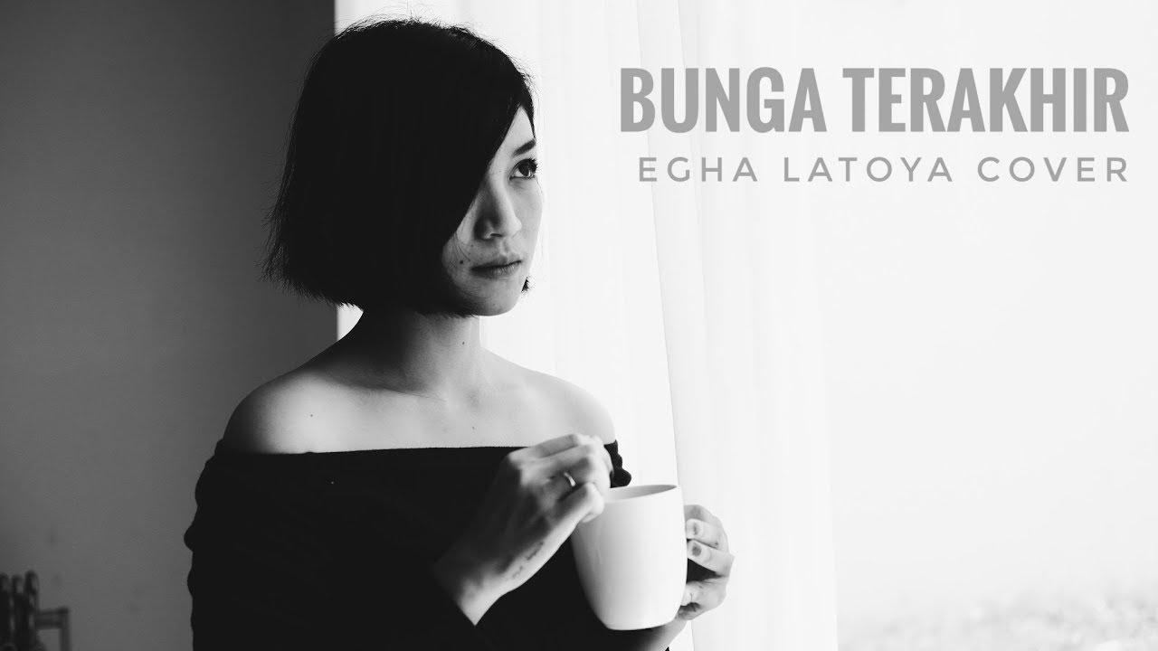 EGHA DE LATOYA - BUNGA TERAKHIR (BEBI ROMEO) - LIVE ACOUSTIC