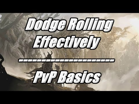 Guild Wars 2 PvP Basics - The Many Uses of Dodge Rolling & How To Use Them Efficiently