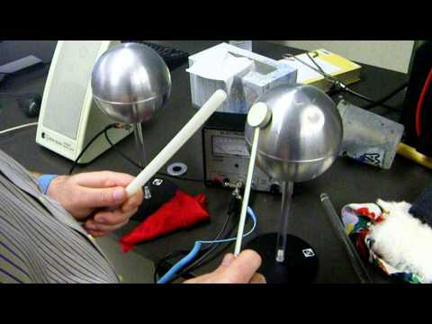 Physics 21L Lab 1: Static Electricity
