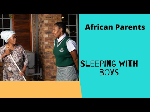 Skit : Thenjiwe on African Parents and Teenage Pregnancy