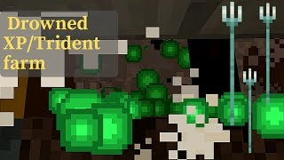 Most OP Drowned Trident Farm Videos - 9videos tv