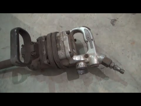Free 1 inch harbor freight Impact wrench, can i make it work? part 1