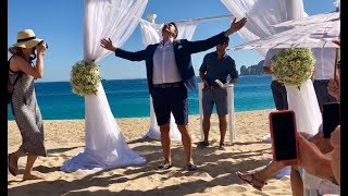 GLORIOUS Bobby Roode WWE Wedding Entrance