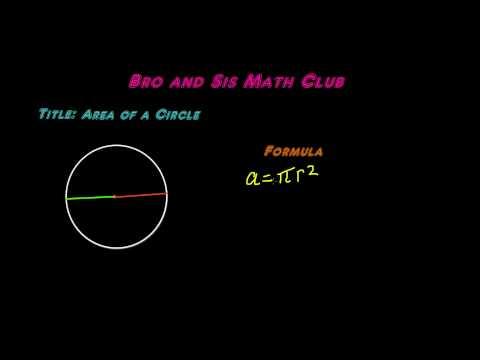 Area of Circle - 7th Grade Math