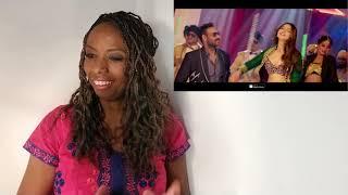 Hauli Hauli {De De Pyaar De} Song Reaction {Ajay Devgan/ Rakul Preet Singh/ Tabu}