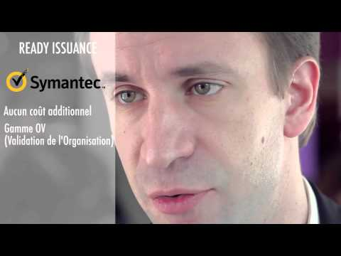 Ready Issuance de Symantec par SSL247®
