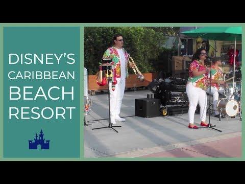 Walt Disney World Caribbean Beach Resort Construction Update April 2018 & Tips!