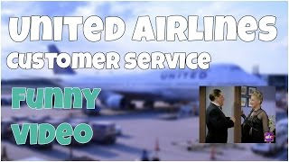 United Airlines Customer Service be like a crazy Lady 🔸 7 second of happiness FUNNY Video 😂